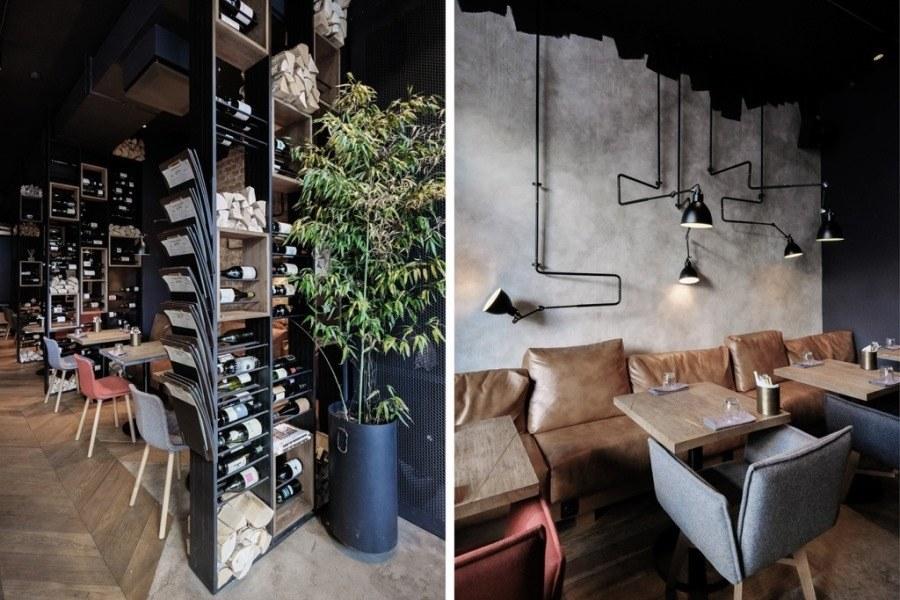Интерьер GASTROLI bar & kitchenв Санкт-Петербурге от DA. design & architecture