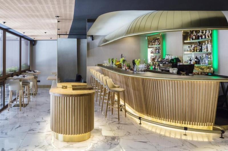 Интерьер ресторана Mextizo в Барселоне от архитектурной студииCapella García