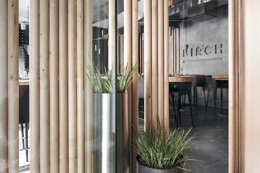 Интерьер ресторанаBIRCH в Санкт-Петербурге от DA. design & architecture