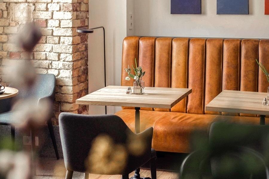 Кафе-пекарня Pirogi от украинской студииbalbek bureau